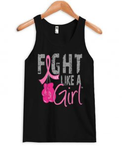 Fight Like A Girl tanktop