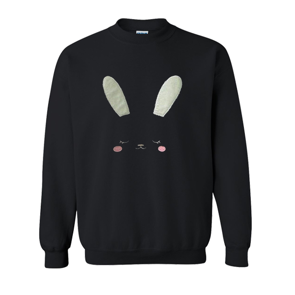 Kawaii Black sweatshirt