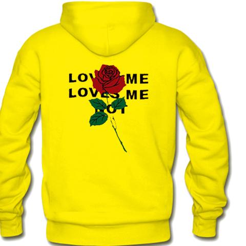Loves me hoodie