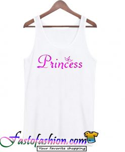 princess tank top