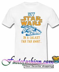 1977 Star T Shirt
