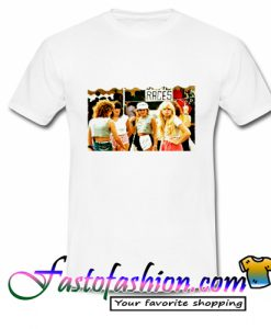 1980s fashion for tenage girls T Shirt