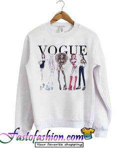 Spice girls vogue Sweatshirt