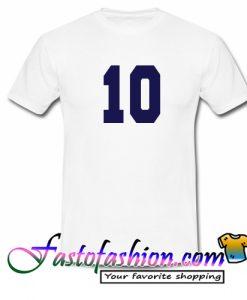 10 T Shirt