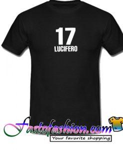 17 Lucifero T Shirt