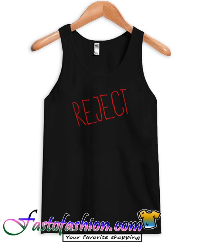 5 Seconds of Summer Reject Tank top