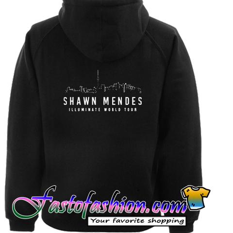 83b7ed96 Shawn Mendes Illuminate World Tour Hoodie