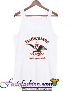 Budweiser King Of Beers Tank Top
