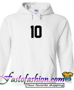 10 Hoodie