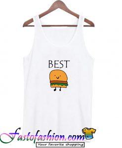 Burger Best Friends Tank Top