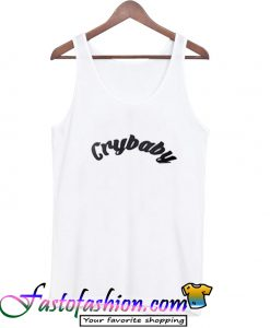 Cry baby Tank Top