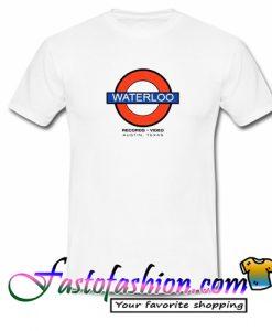 Waterloo T Shirt