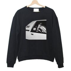 39n7 the 1975 Sweatshirt SU