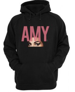 Amy The Girl Behind The Name Hoodie SU