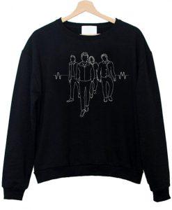 Arctic Monkeys cellphone Sweatshirt SU