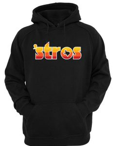 Astro Inspired Stros Throwback Hoodie SU