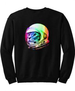 Astronaut Space Cat Sweatshirt SU