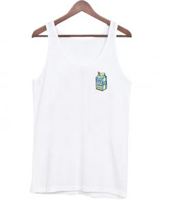 Lyrical Lemonade Carton Patch Tanktop SU