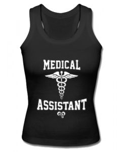Medical Assistant Tank Top SU