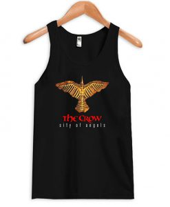 The Crow City Of Angels Tanktop SU