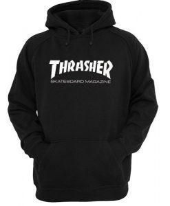Thrasher Skateboard Magazine Hoodie SU