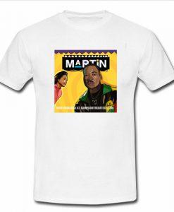 Wassup Like Martin T-Shirt SU