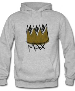 Where The Wild Things Are Max Crown Hoodie SU