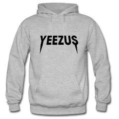 Yeezus Logo Hoodie SU