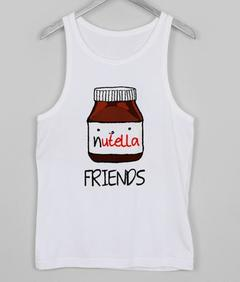 nutella friends Tanktop SU