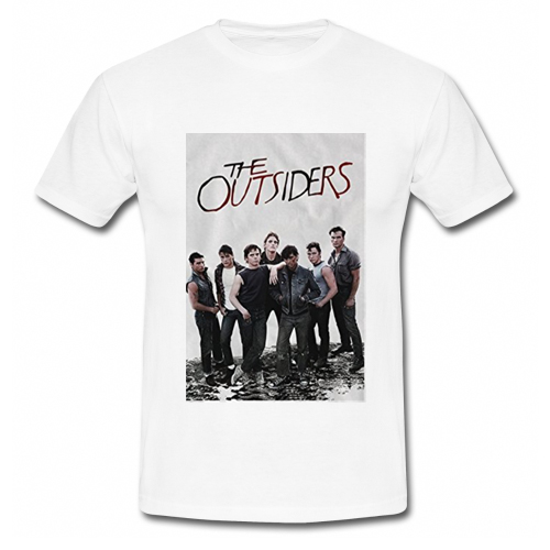 The Outsiders T Shirt SU