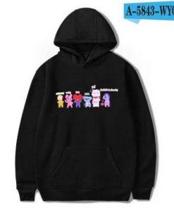 BTS K-pop Women Hoodies