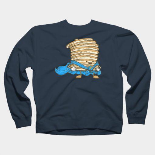 Captain Pancake Sweatshirt