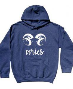 Aries Symbol Hoodie