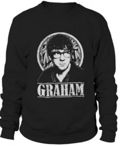 Blur Graham Coxon Tribute sweatshirt