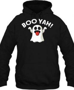 Boo Yah Ghost Hoodie