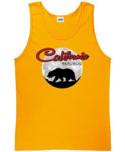 California Republic Moon Tanktop
