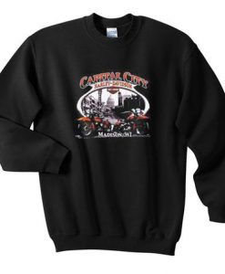 Capital city harley davidson sweatshirt