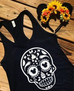 Coco inspried Tank top
