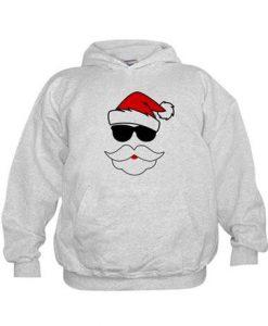 Cool Santa Claus Hoodie