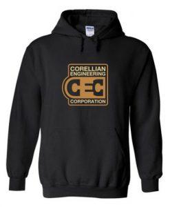 Corellian enginerering corporation hoodie