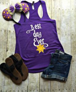 Disney Best Day Ever Tank Top
