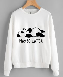 Fifth Avenue Maybe Sweatshirt
