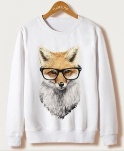 Fox Harajuku Sweatshirt