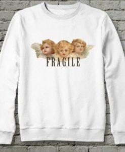 Fragile Angels Sweatshirt