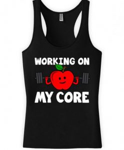 Funny Workout Tank Top