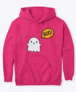 Ghost Boo Hoodie