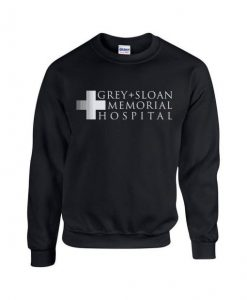 Grey Sloan Memorial SWEATSHIRT