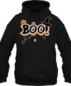 Halloween Boo Hoodie