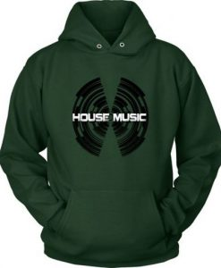 House Record Hoodie