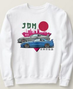 JDM Legend Sweatshirt